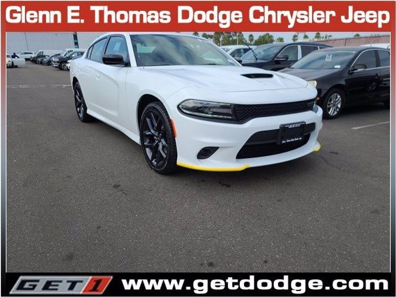 2021 DODGE CHARGER GT RWDImage 1