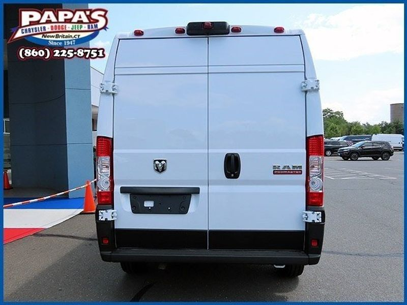 2021 Ram ProMaster High RoofImage 6