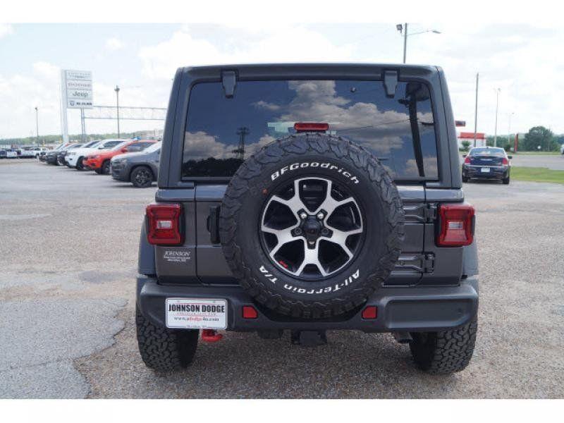 2021 Jeep Wrangler Unlimited RubiconImage 17
