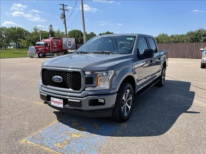 2020 Ford F-150 XL 4x4 SuperCrew Cab Styleside 5.5 ft. box 145 in. WBImage 3
