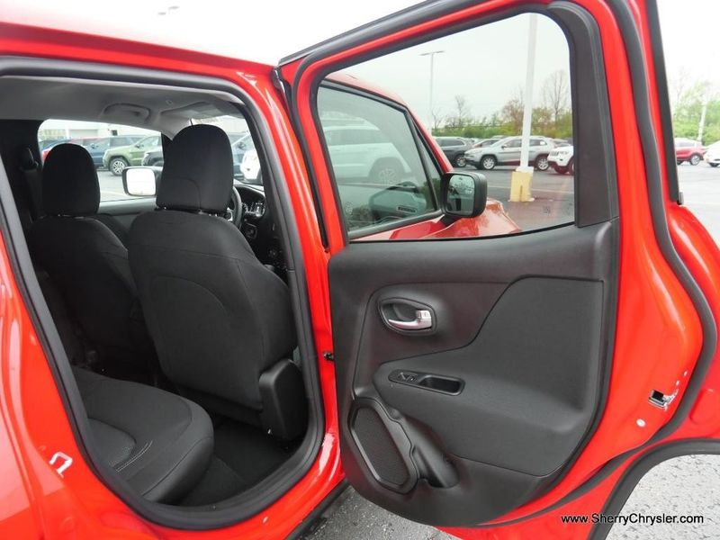 2021 JEEP RENEGADE JEEPSTER FWDImage 33