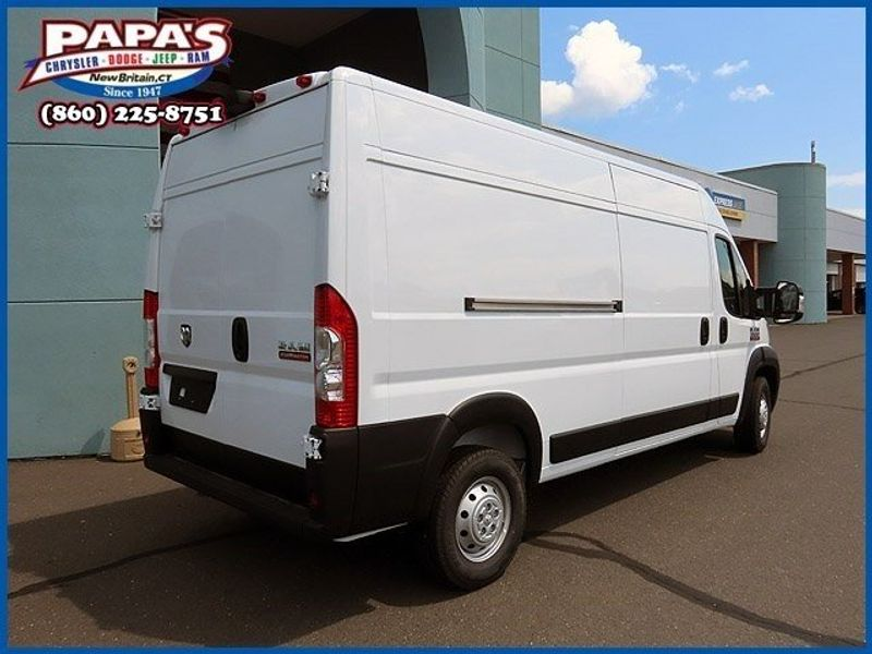 2021 Ram ProMaster High RoofImage 7