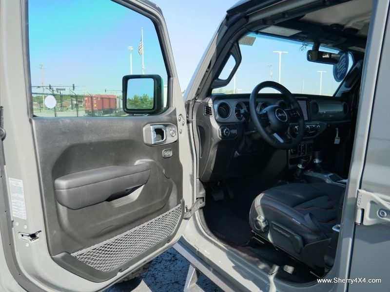 2021 JEEP WRANGLER UNLIMITED SPORT S 4X4Image 20