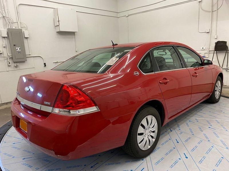2008 Chevrolet Impala LSImage 10