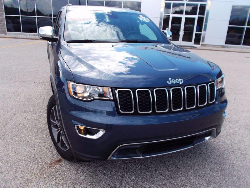 2019 Jeep Grand Cherokee LimitedImage 196