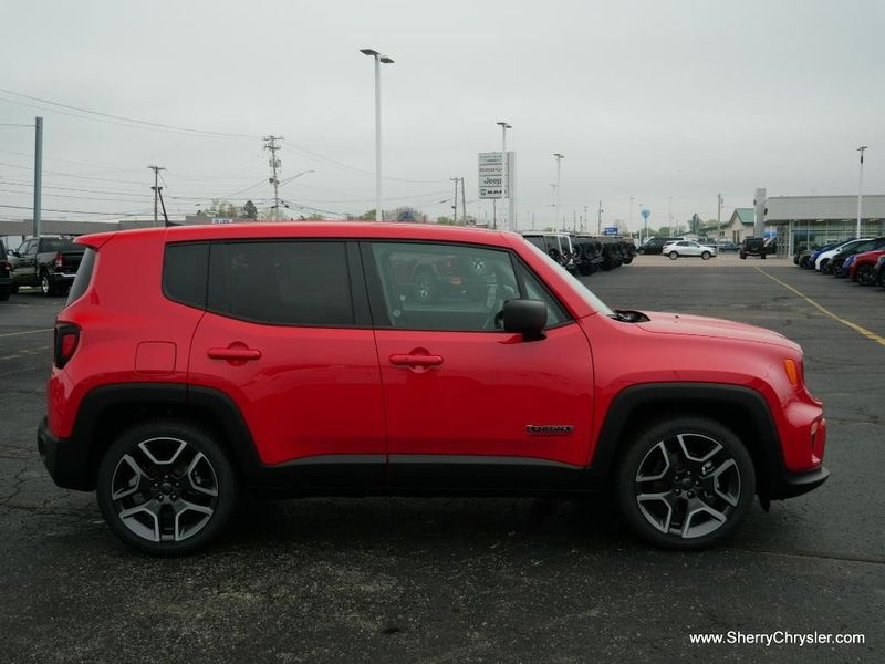 2021 JEEP RENEGADE JEEPSTER FWDImage 10