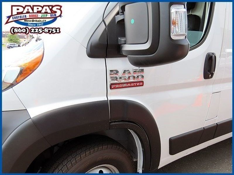 2021 Ram ProMaster High RoofImage 4