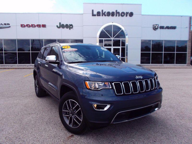 2019 Jeep Grand Cherokee LimitedImage 272
