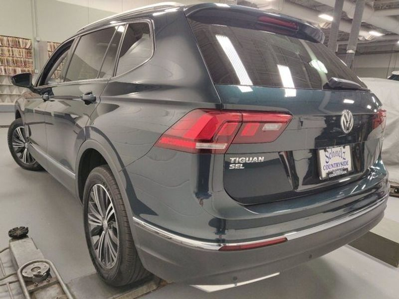 2019 Volkswagen Tiguan SEL 4-Motion AWD w/SunroofImage 14
