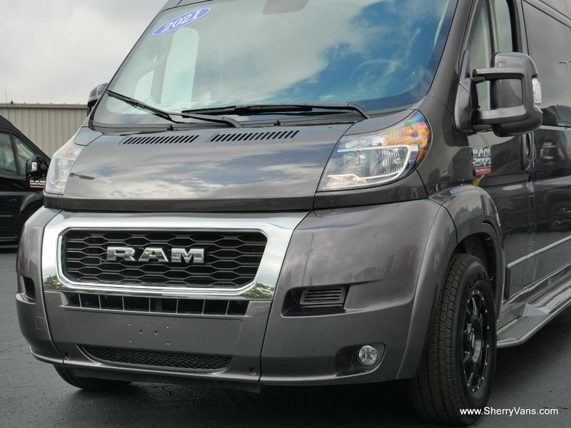 2021 RAM PROMASTER 2500 WINDOW VAN HIGH ROOF 159 WBImage 15