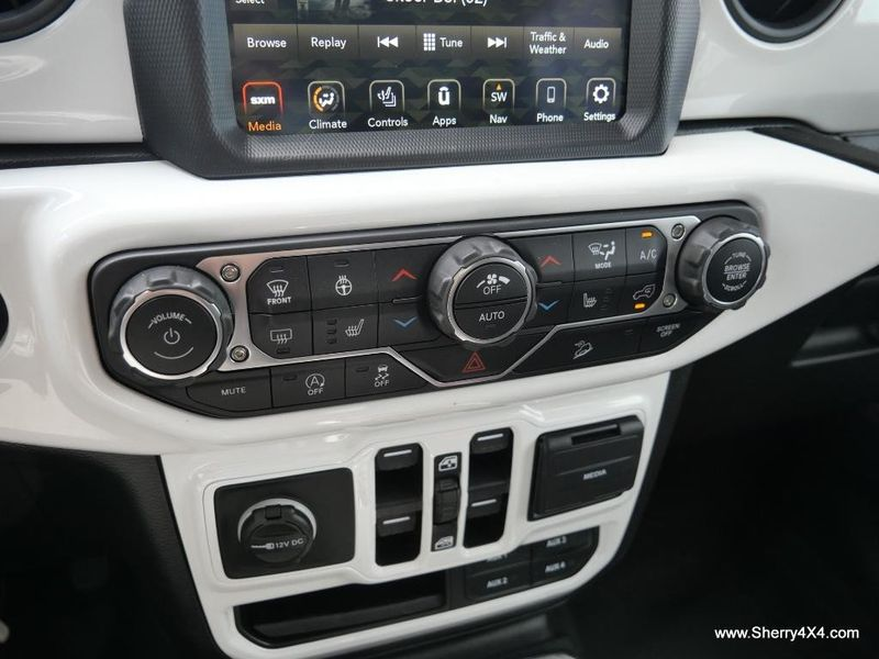 2021 JEEP WRANGLER UNLIMITED SPORT S 4X4Image 31