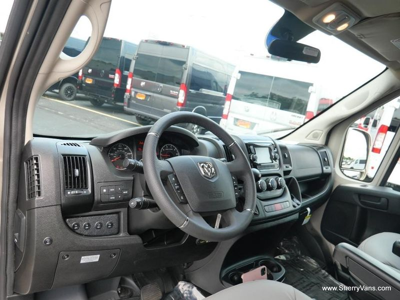 2020 RAM PROMASTER 2500 WINDOW VAN HIGH ROOF 159 WBImage 29