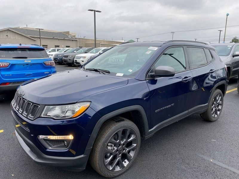 2021 Jeep Compass 80th Special EditionImage 4