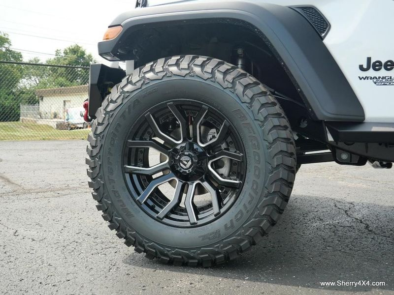 2021 JEEP WRANGLER UNLIMITED SPORT S 4X4Image 18