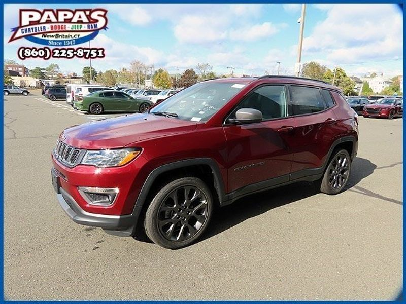 2021 Jeep Compass 80th Special EditionImage 3