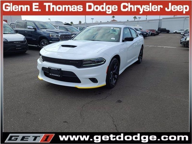 2021 DODGE CHARGER GT RWDImage 3