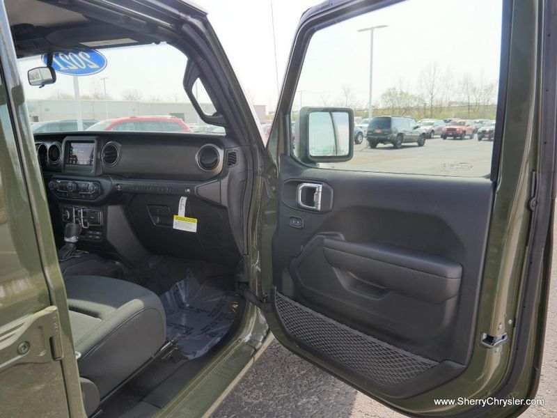 2021 JEEP WRANGLER UNLIMITED SPORT S 4X4Image 30