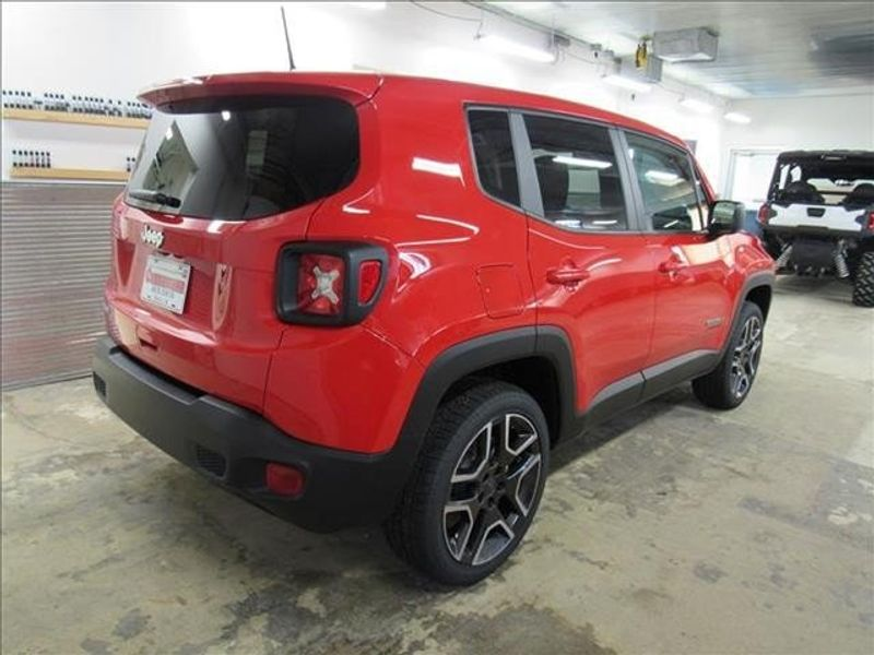 2021 JEEP RENEGADE JEEPSTER 4X4Image 6