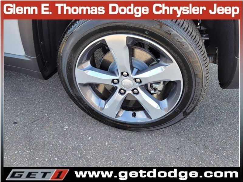 2021 JEEP GRAND CHEROKEE L LIMITED 4X2Image 7