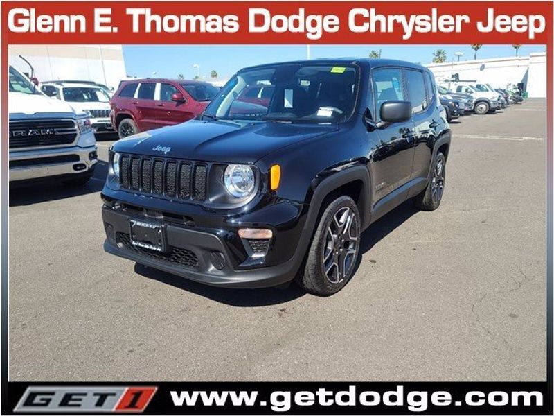 2021 JEEP RENEGADE JEEPSTER FWDImage 3