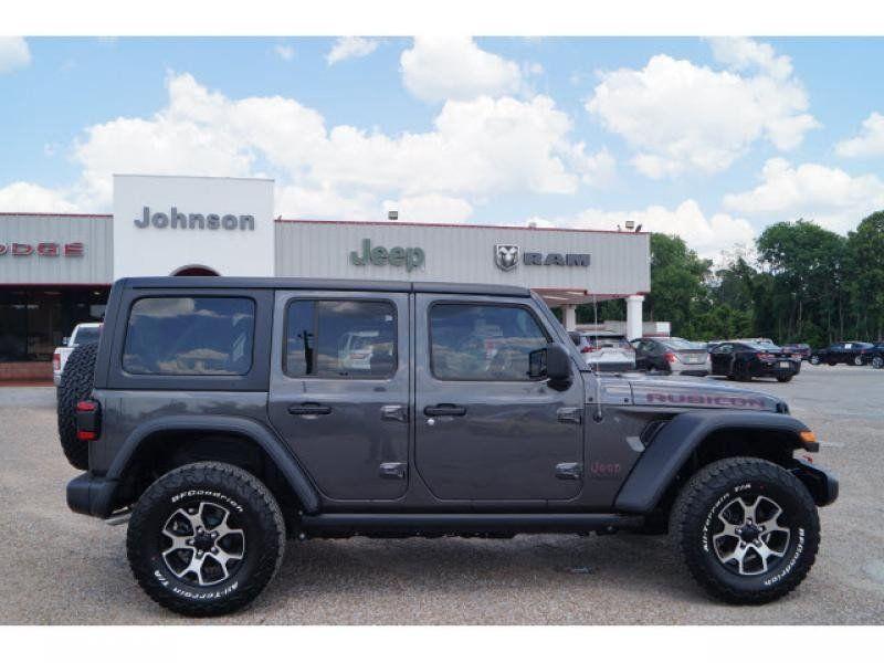 2021 Jeep Wrangler Unlimited RubiconImage 16