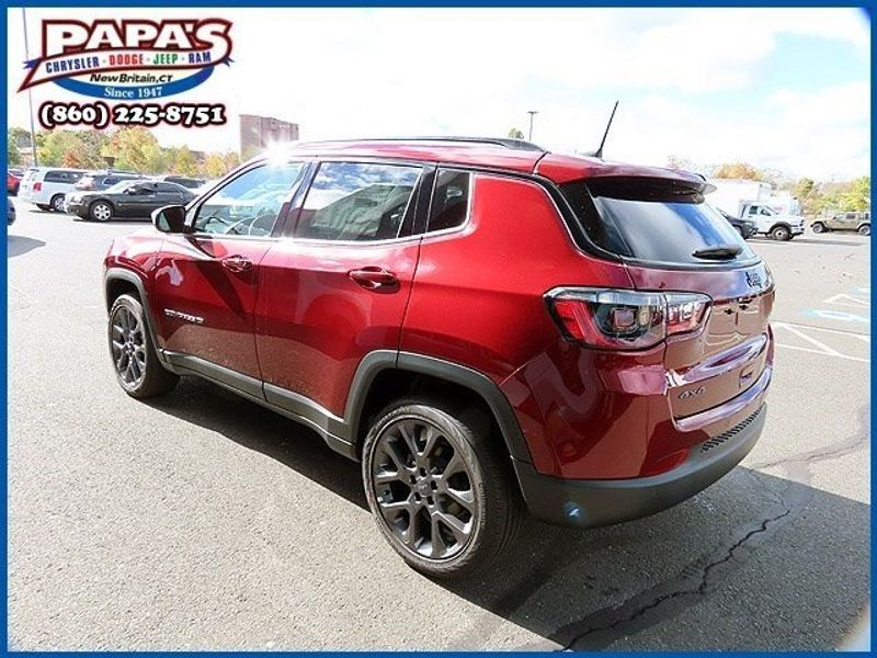 2021 Jeep Compass 80th Special EditionImage 5