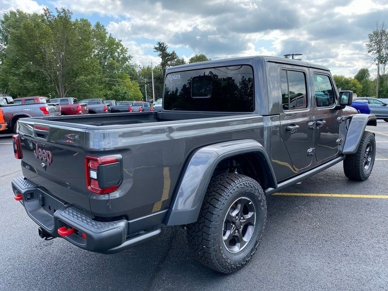 2021 Jeep Gladiator RubiconImage 8
