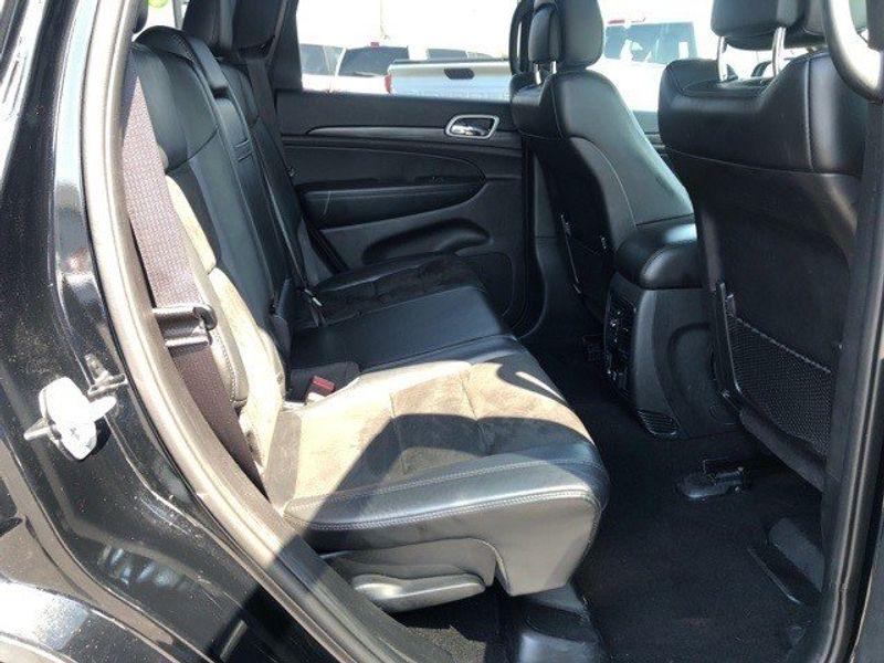2019 Jeep Grand Cherokee AltitudeImage 22