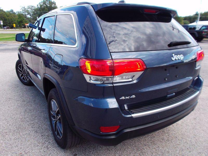 2019 Jeep Grand Cherokee LimitedImage 165