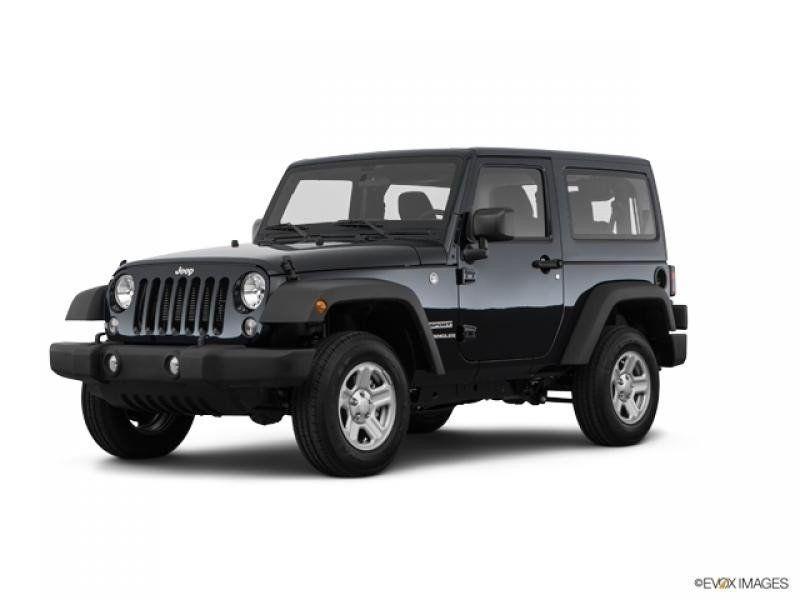 2017 Jeep Wrangler JK SportImage 1