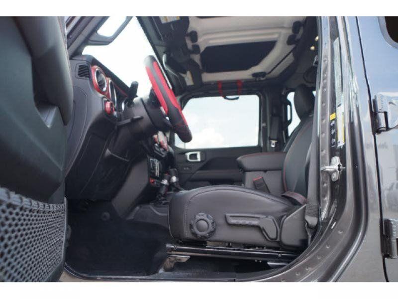 2021 Jeep Wrangler Unlimited RubiconImage 11