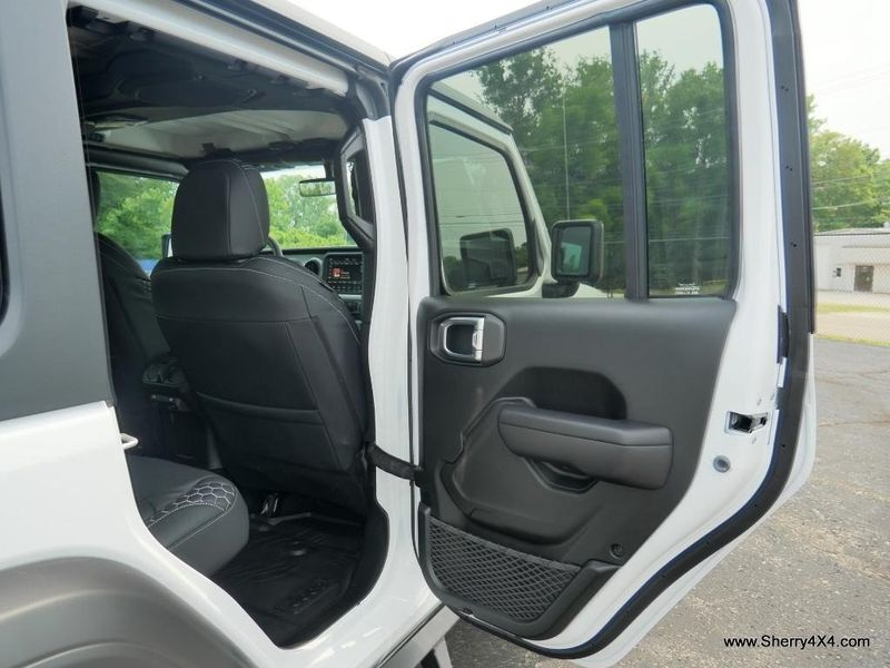 2021 JEEP WRANGLER UNLIMITED SPORT S 4X4Image 39