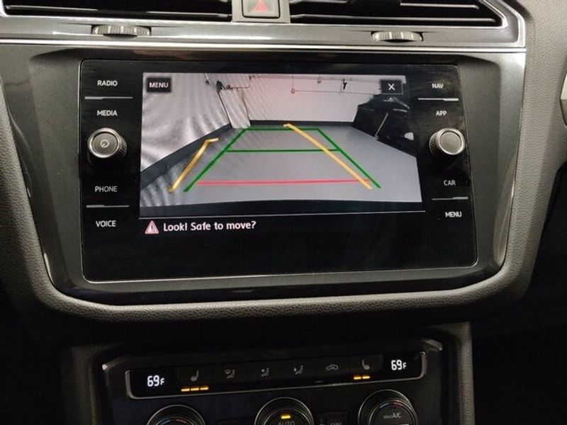 2019 Volkswagen Tiguan SEL 4-Motion AWD w/SunroofImage 27