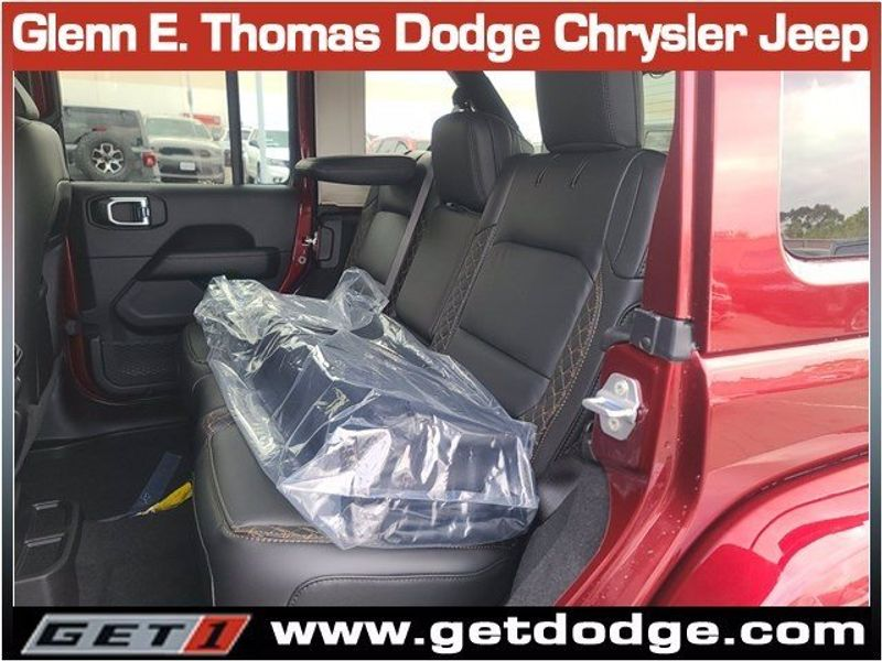 2021 JEEP WRANGLER UNLIMITED HIGH ALTITUDE 4X4Image 11