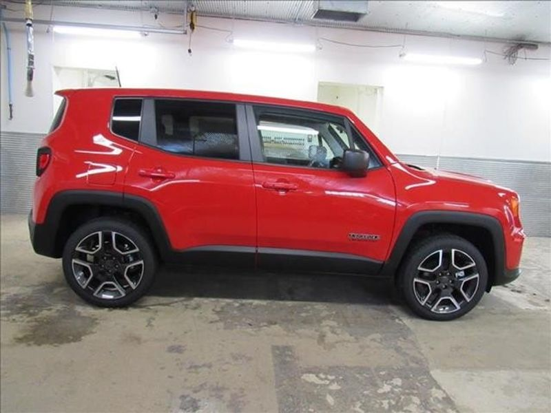 2021 JEEP RENEGADE JEEPSTER 4X4Image 7