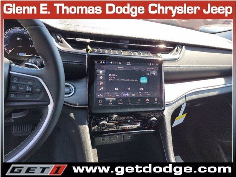 2021 JEEP GRAND CHEROKEE L LIMITED 4X2Image 10