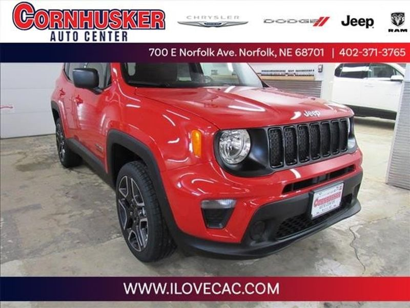2021 JEEP RENEGADE JEEPSTER 4X4Image 1
