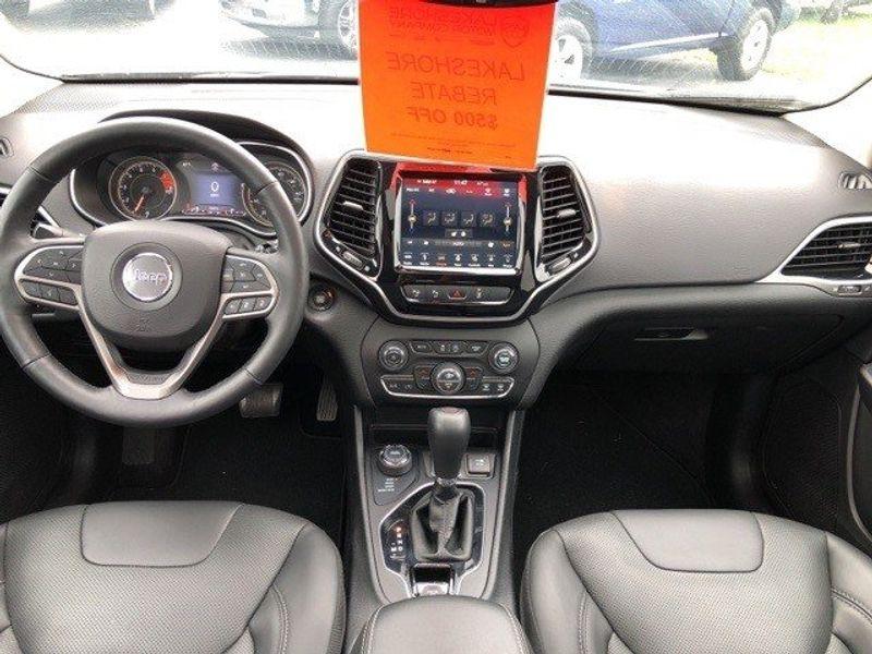 2019 Jeep Cherokee LimitedImage 32