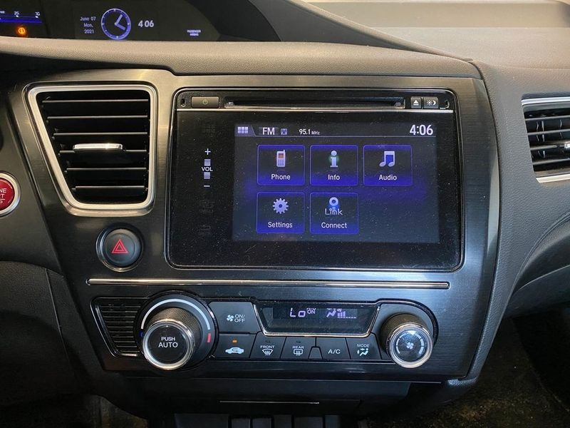 2014 Honda Civic EXImage 6