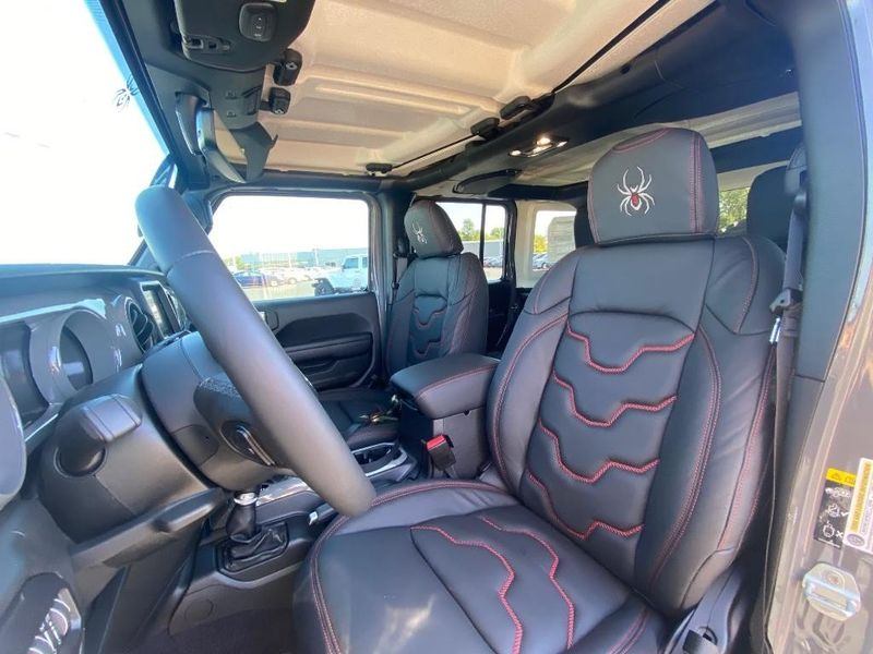 2021 JEEP WRANGLER UNLIMITED SPORT S 4X4Image 23