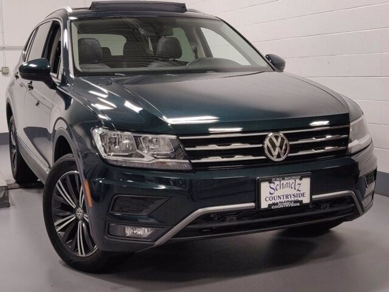 2019 Volkswagen Tiguan SEL 4-Motion AWD w/SunroofImage 2