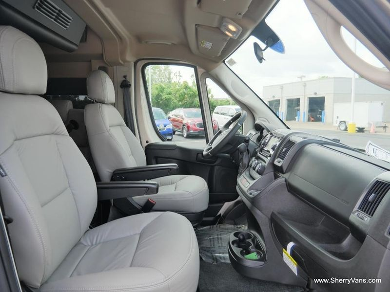2020 RAM PROMASTER 2500 WINDOW VAN HIGH ROOF 159 WBImage 39