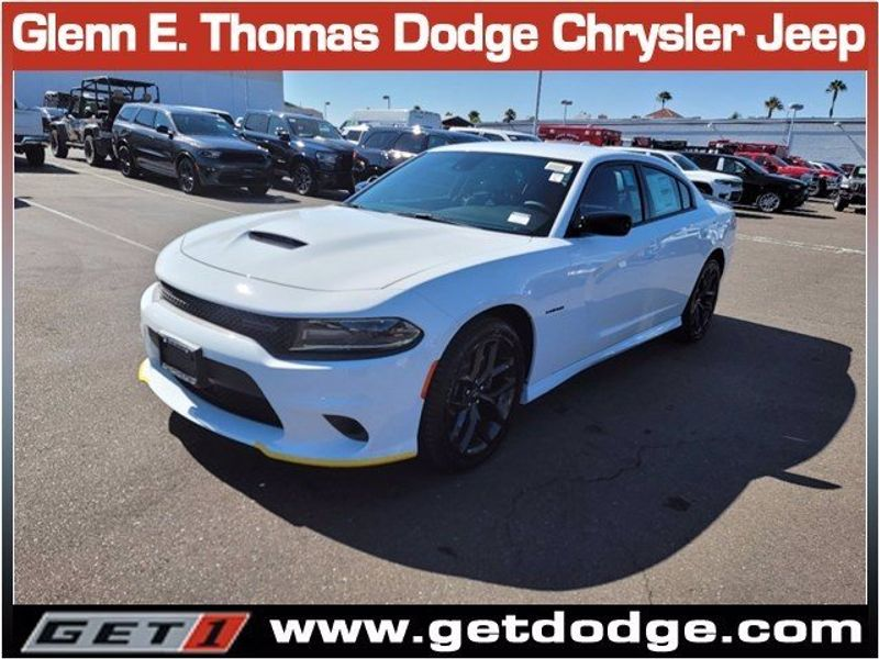 2021 DODGE CHARGER R/TImage 3