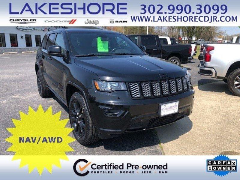 2019 Jeep Grand Cherokee AltitudeImage 1