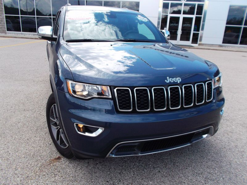 2019 Jeep Grand Cherokee LimitedImage 88